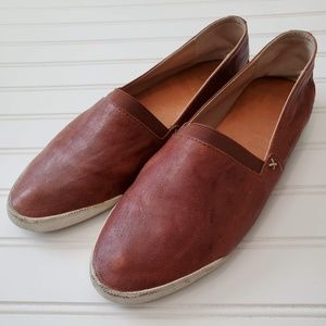 Frye Oil Tanned Leather Casual Dress Slipper 9.5 M